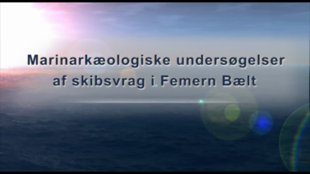 Marinark&#230;ologisk unders&#248;gelse af skibsvrag i Femern B&#230;lt